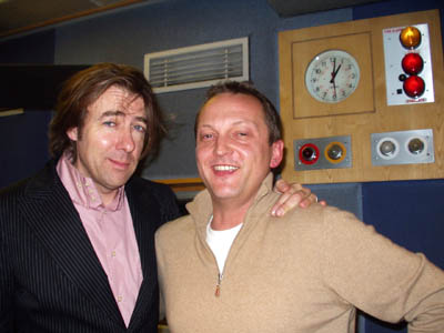 with Jonathan Ross 8-5-06