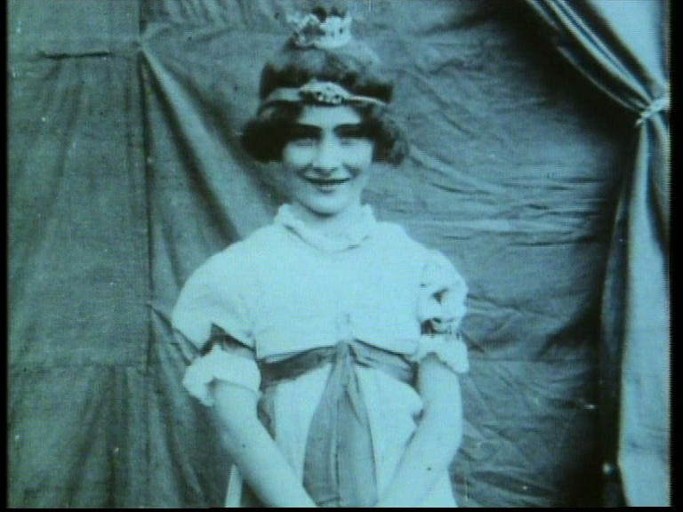 Young Kenneth Williams As Princess Angelica Manchester